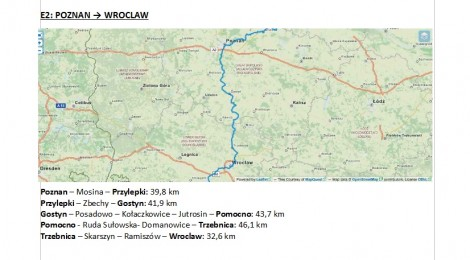 Our road map in Poland