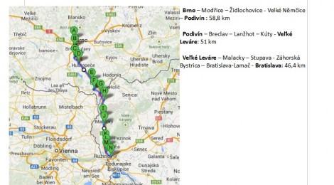 Notre itinéraire en Slovaquie
