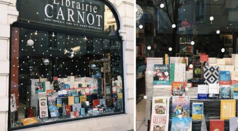 En librairie à Vichy